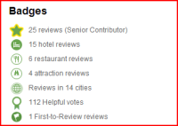 An average of 4.48 helpful votes per review. Not bad.