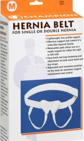 Not a good solution to a hernia