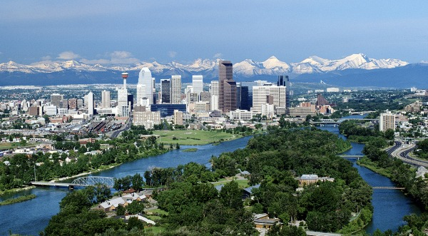 Beautiful Calgary, Alberta