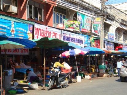 Chaing Rai, Northern Thailand