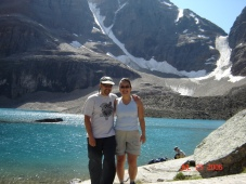 Hiking Lake Louise