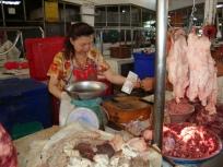 Market in Chaing Rai