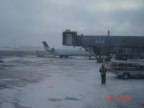 arriving in minus 30