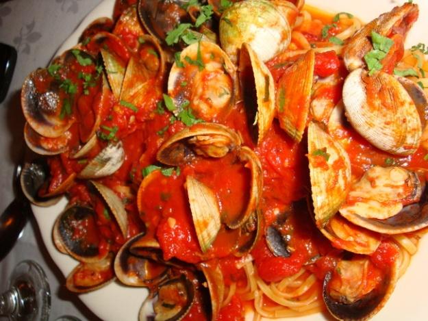 clams fra diavlo