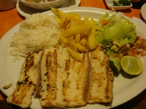 Ecuador's fish dishes are the best I've ever eaten
