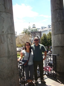 us in Quito