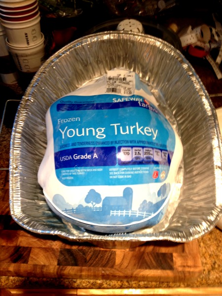 The LAST Thanksgiving turkey for The Experimental Expats