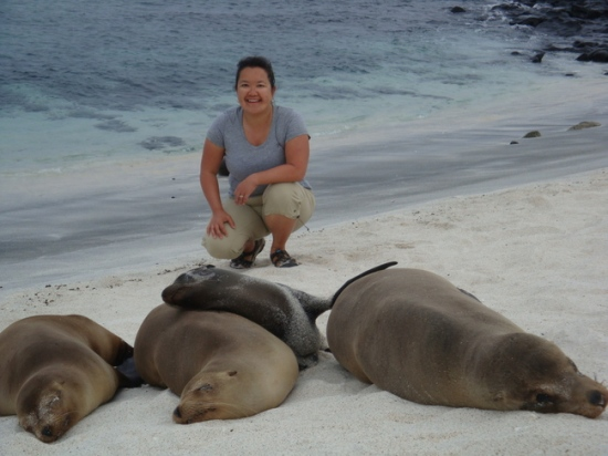 diane and seals