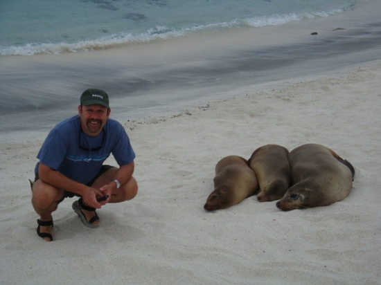 rob with seals