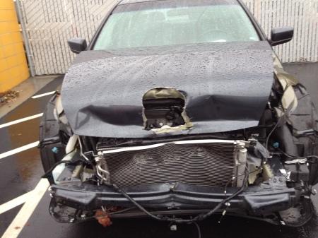 My former car