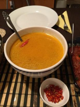 Marlina's yummy curry