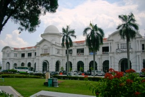 Ipoh's Train Station