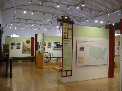 Museum of Chinese Americans displays