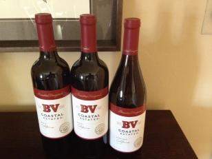 BV Costal wine