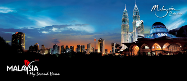 Image result for malaysia my second home