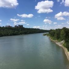 North Saskatchwan River