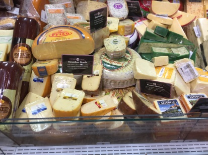 Ah, cheeses galore