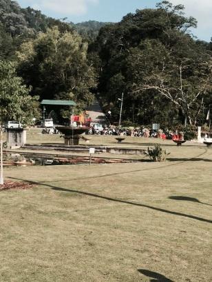 Main grounds