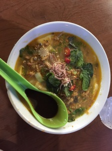 Lemak Laksa, unique to Penang