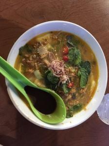 Lemak Laksa, unique to Penang