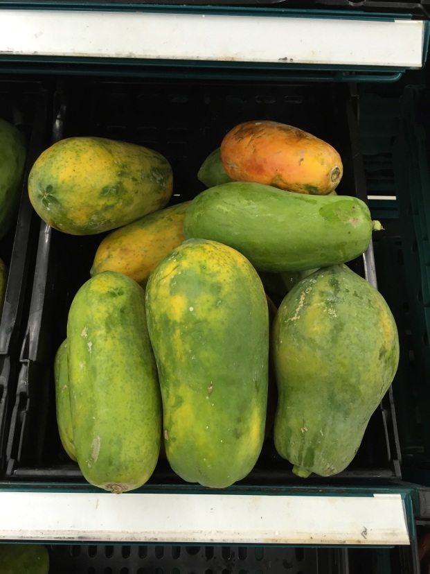 Awesome papaya