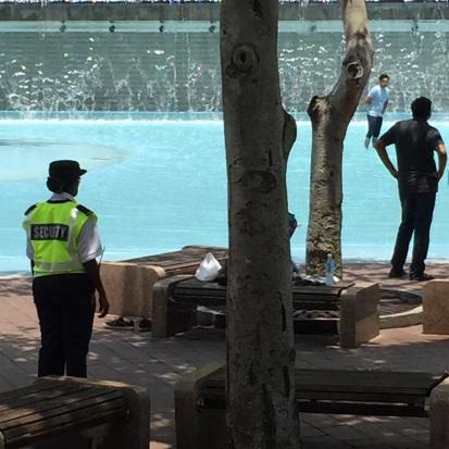 Pool police