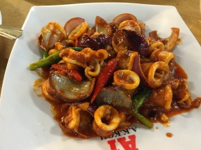 sambal squid
