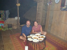 Homestay in the village