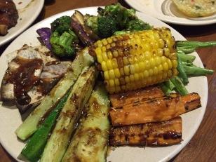 Awesome mixed veggies