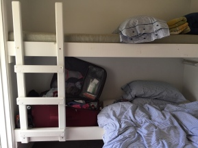 the bunk beds