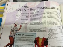 story of the 1988 Winter games in Calgary