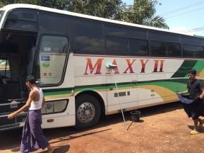 Second class bus service
