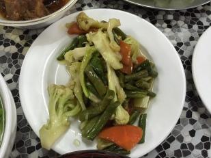 veggie sides