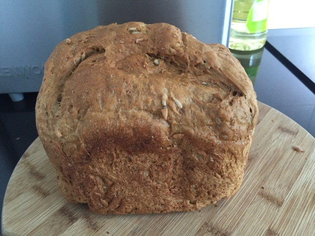 Diane made oat bread today