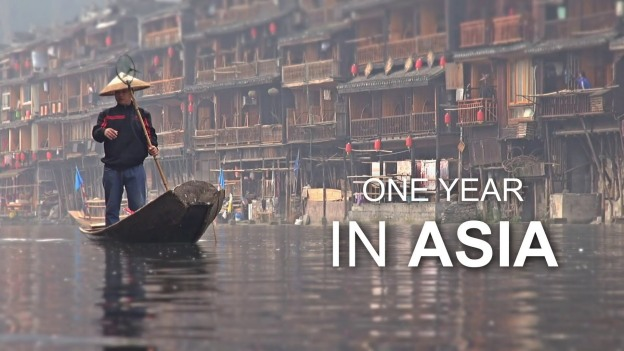one year asia