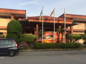 The JPJ Office in Bukit Murtujam