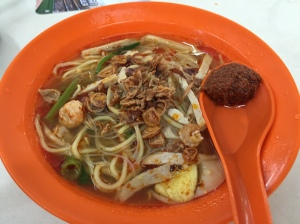 Hokkien Mee; My favorite Penang food