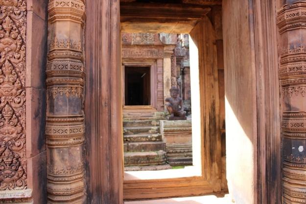 narrow doorways