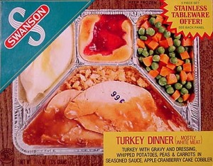 I'd settle for this at Thanksgiving