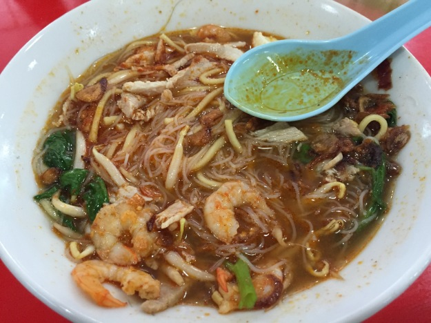 Hokkien Mee; The only Penang dish I really like