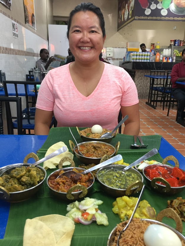 A rare visit to Little India