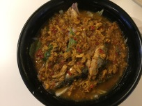 Asam Laksa with Mackerel