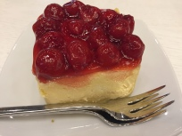 Real cheesecake