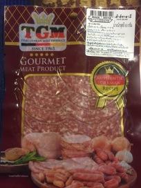"not very ""gourmet"""
